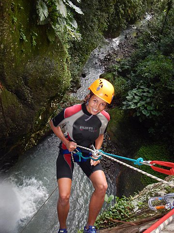 Canyoning Canopée - Contact