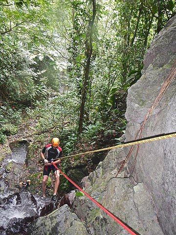 Canyoning rubrique
